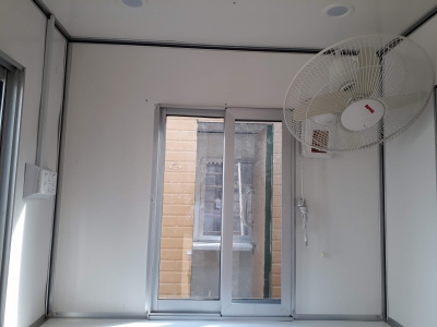 fiberglass room manufacturer Karachi