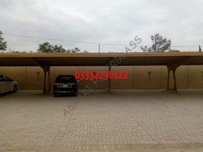 fiberglass-car-parking-shed-Karachi