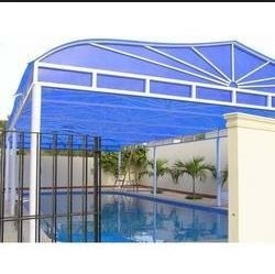 fiberglass pool shade karachi