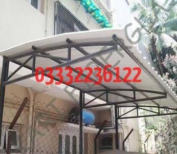 metal-sheet-car-parking-shed-karachi