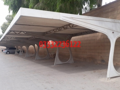 pistol-shape-fiberglass-parking-shade-karachi
