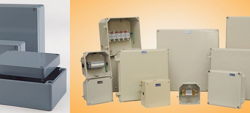 FRP Electrical Enclosure