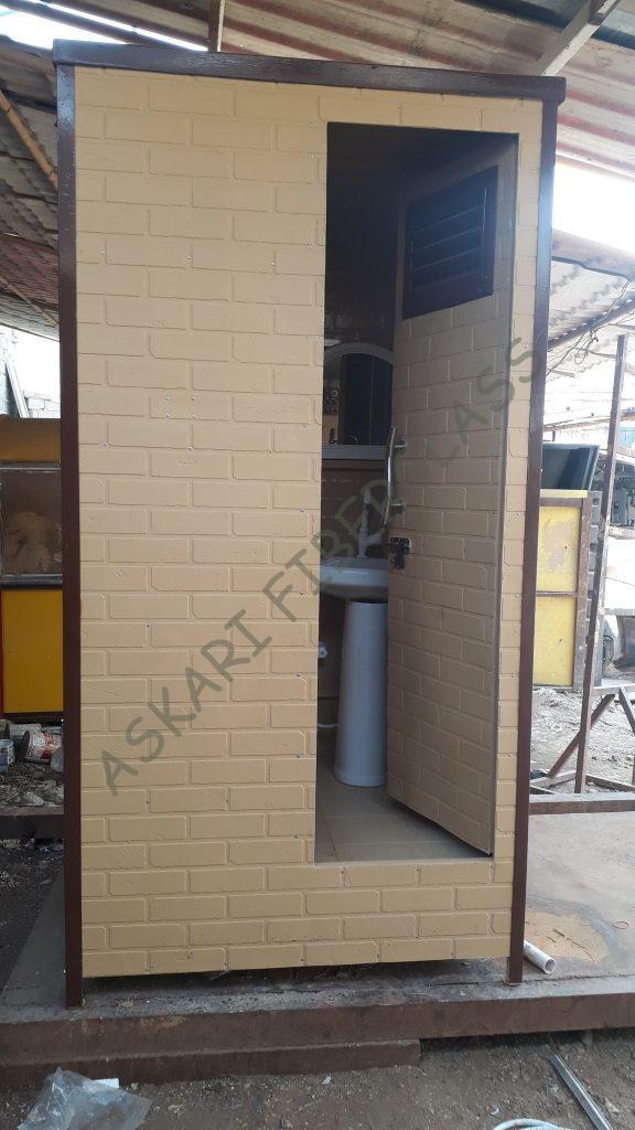 portable washroom karachi