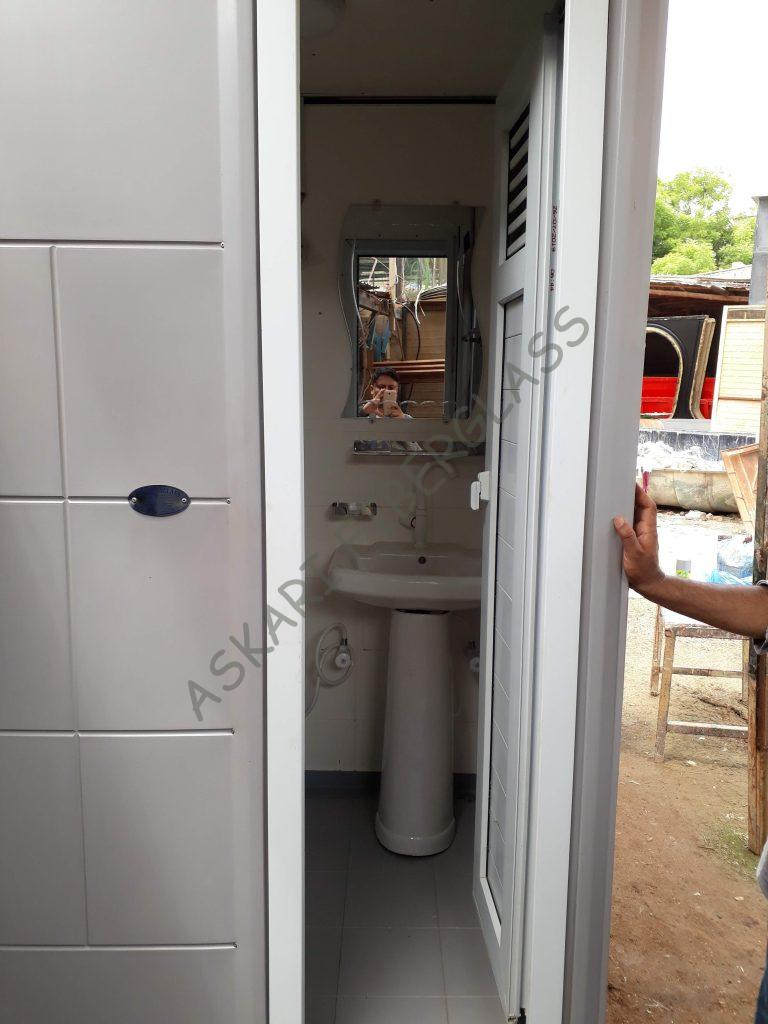 portable washroom toilet supplier