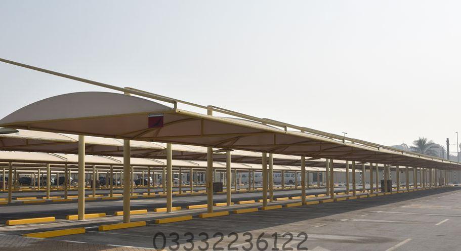 fiberglass parking shed roof shade canopy shed fiberglass sheet karachi hyderabad quetta khuzdar